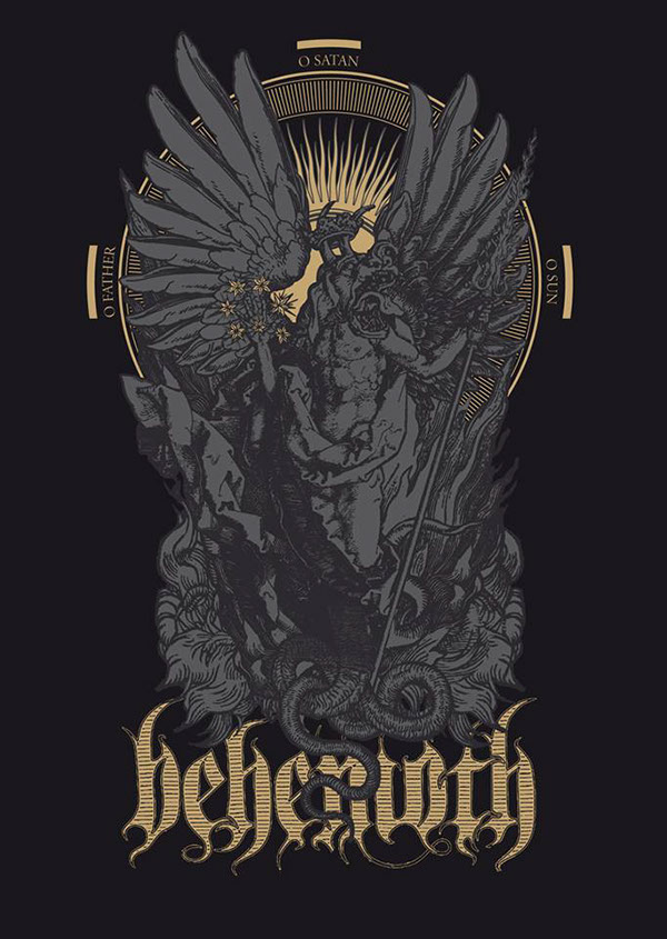 Behemoth on Behance