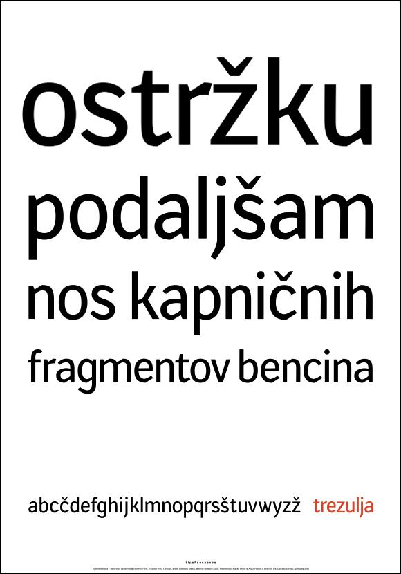 1st type design workshop, 2010 on Behance