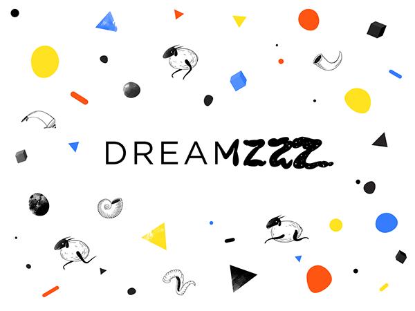 Dreamzzz app on Behance