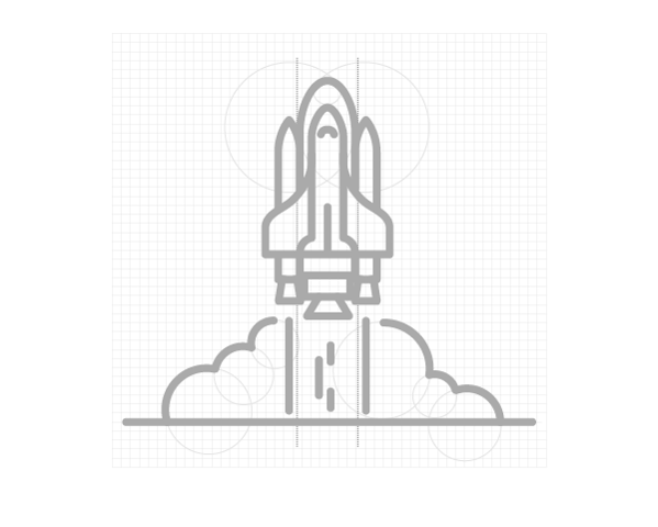 Space Icon Set on Behance