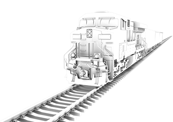 Ferrovia Oeste-Leste on Behance