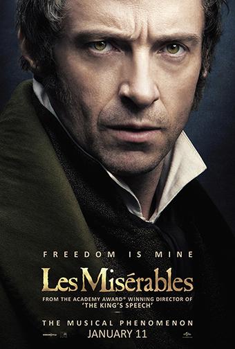 Character Studies - Les Miserables on Behance