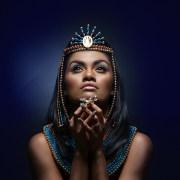 egyptian princess behance