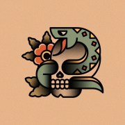 traditional tattoo design behance