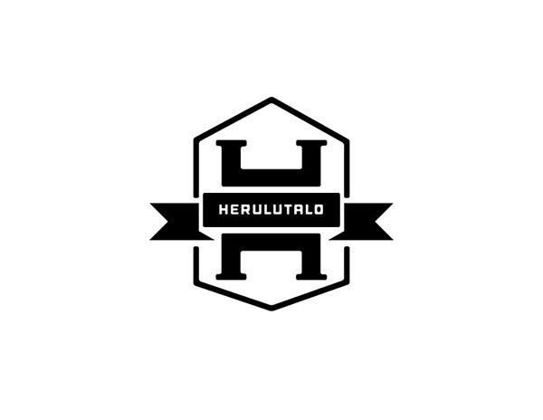 Heru Lutalo Logo Design on Pantone Canvas Gallery