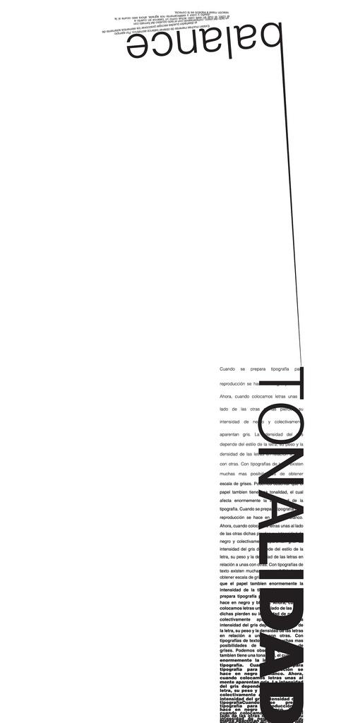 12 principios tipográficos on Behance