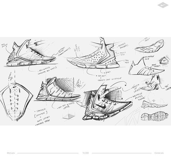 Nike//Diamond Glory on Behance