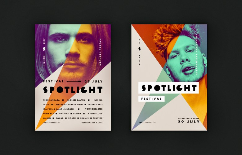Spotlight Festival Identity Manitou Design 08