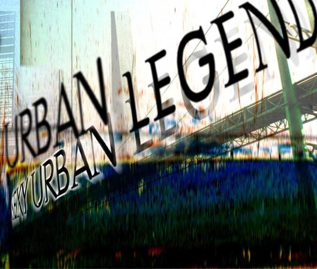 Jon Conrad Sexy Urban Legends