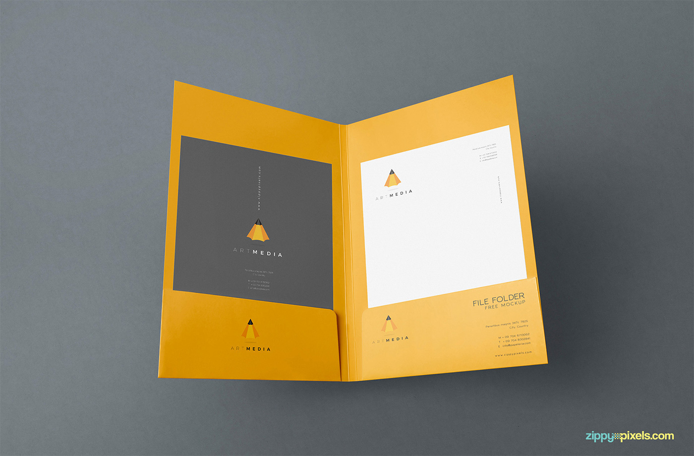 All of them are fully editable psd mockup files. Free Outstanding Folder Mockups On Behance