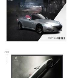 graphic design cars honda honda s2000 concept design sportscar poster design magazine ad brochure design stationery design sportscar poster  [ 1400 x 2034 Pixel ]