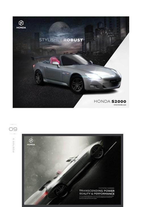 small resolution of graphic design cars honda honda s2000 concept design sportscar poster design magazine ad brochure design stationery design sportscar poster