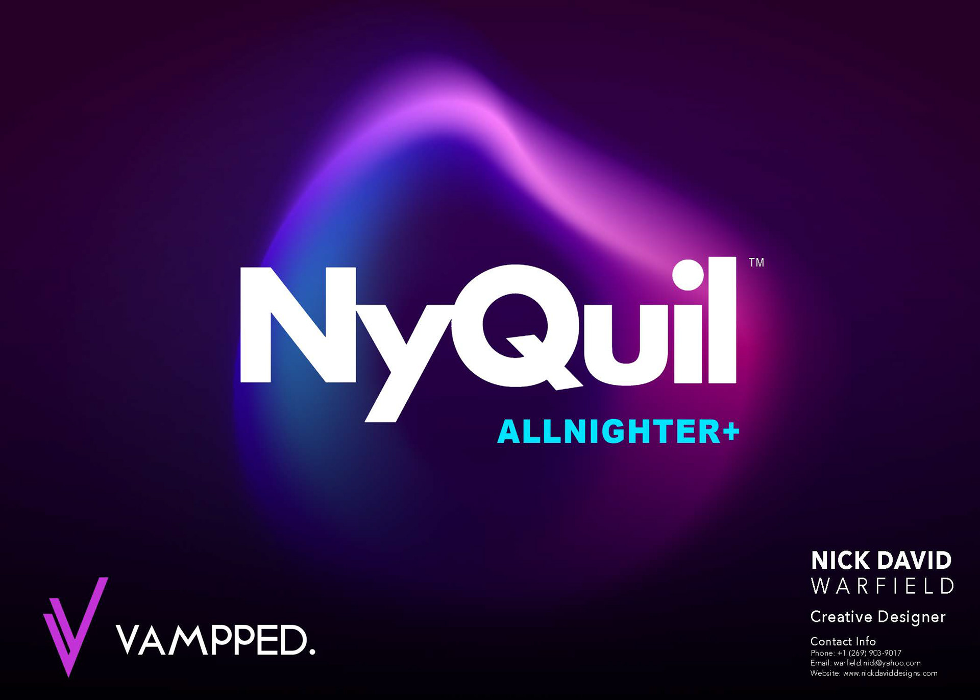 nyquil tm x vampped