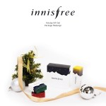 Innisfree Christmas Gift Set Package Redesign On Behance