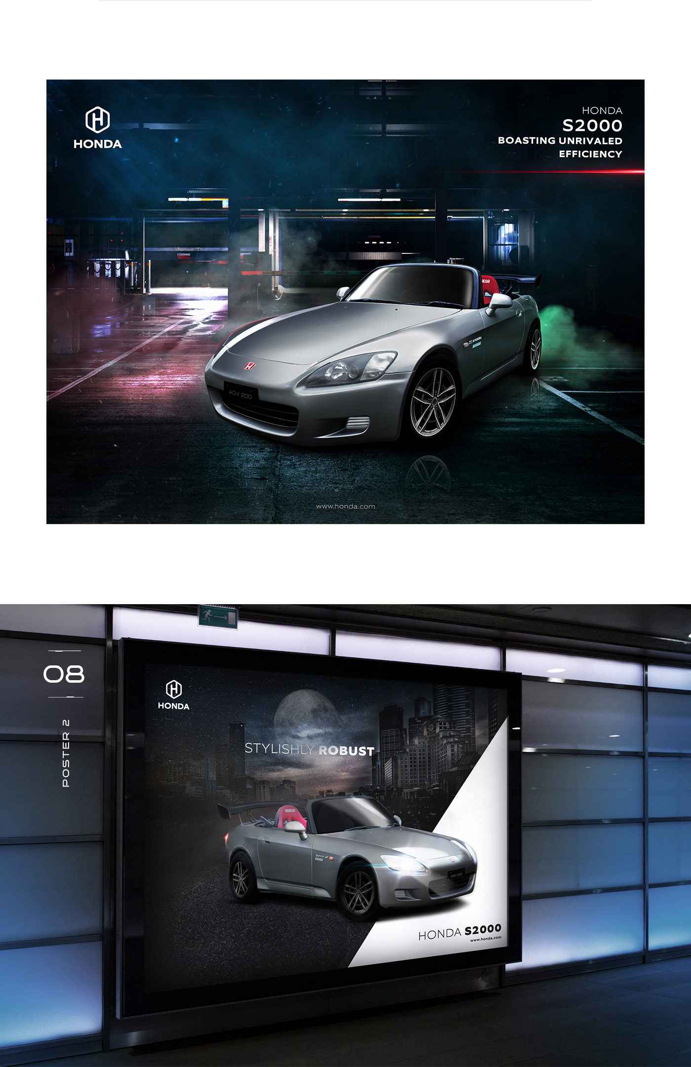 hight resolution of graphic design cars honda honda s2000 concept design sportscar poster design magazine ad brochure design stationery design sportscar poster