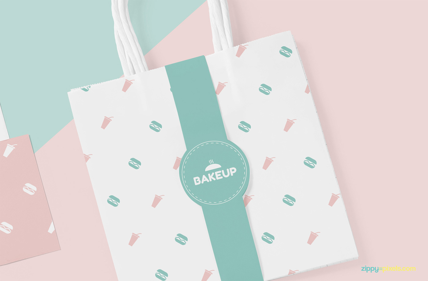 On my behance you can find an extra free mockup from this series:. Free Tote Bag Mockup Psd On Behance