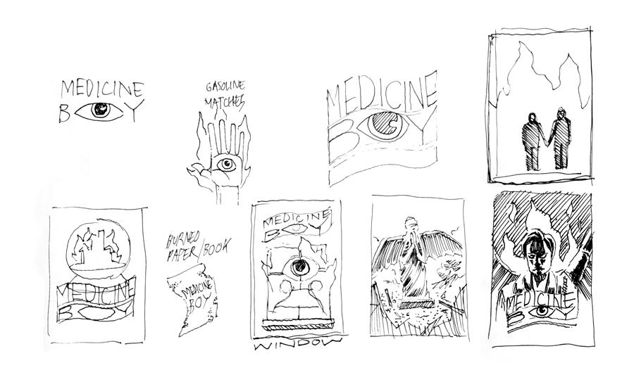 Medicine Boy Poster on Behance