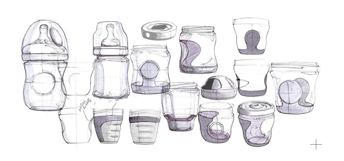AVENT essentials on Behance
