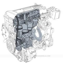wrg 7265 4 cylinder car engine diagram 4 cylinder car engine diagram [ 1200 x 1204 Pixel ]