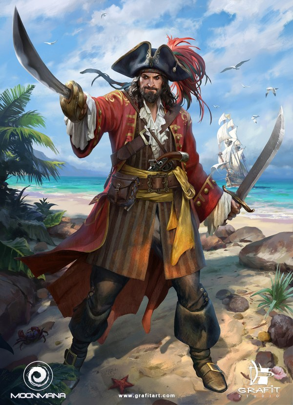 Ultimate Pirates Behance