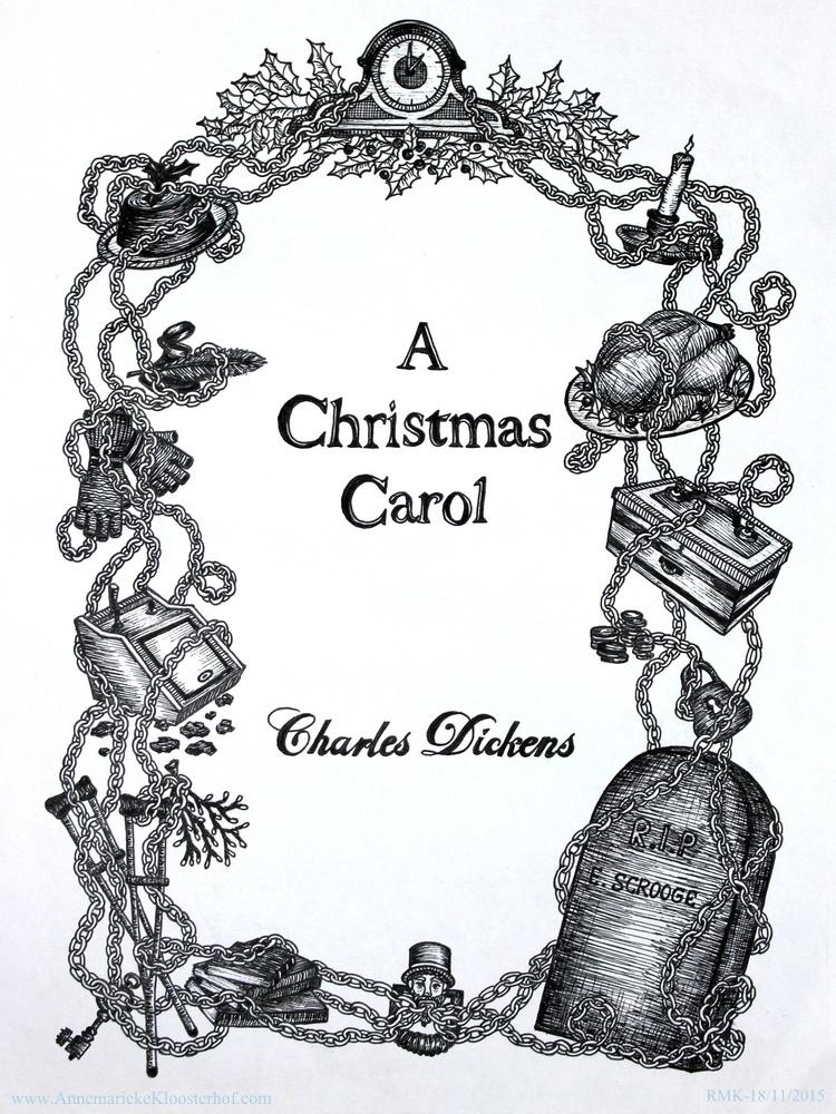 A Christmas Carol on Behance