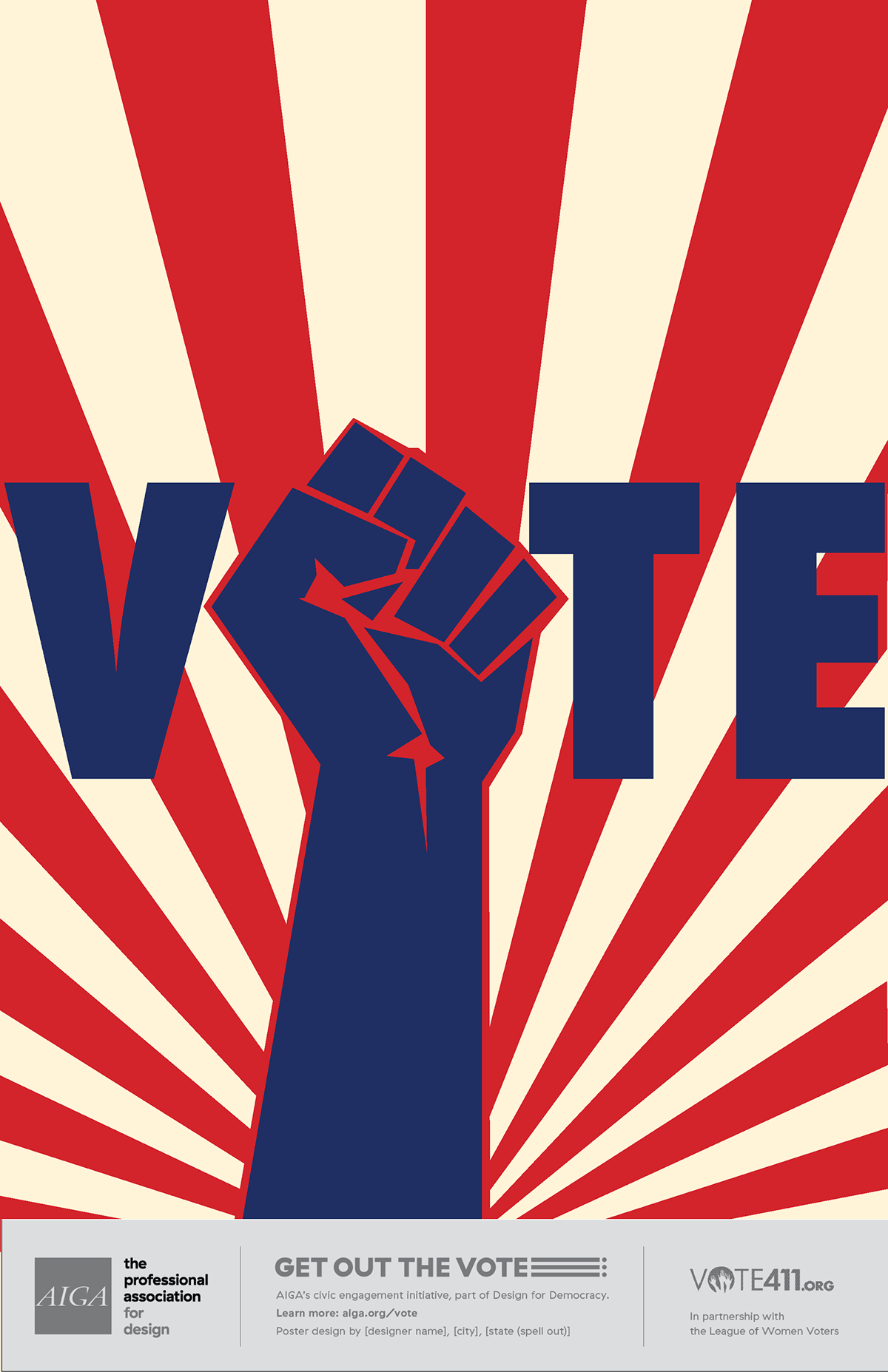 political posters on behance