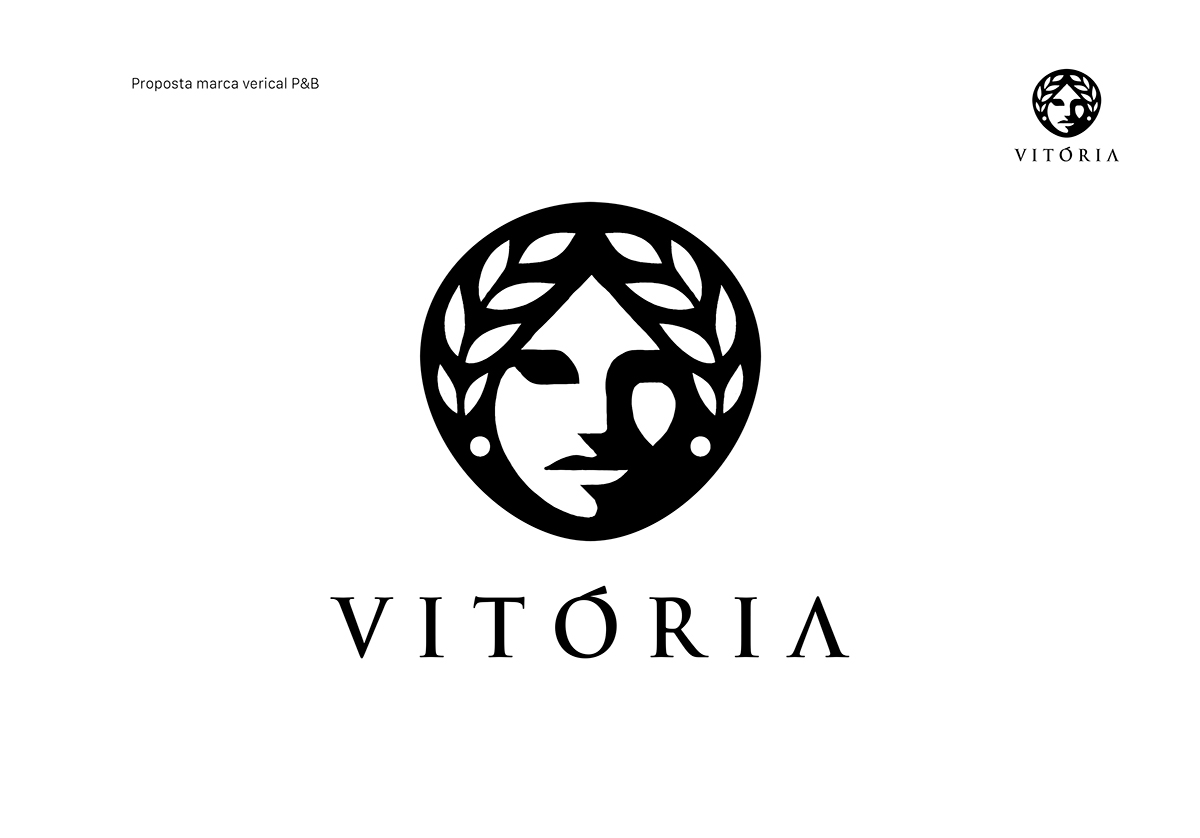 Marca Vitoria Ci On Behance