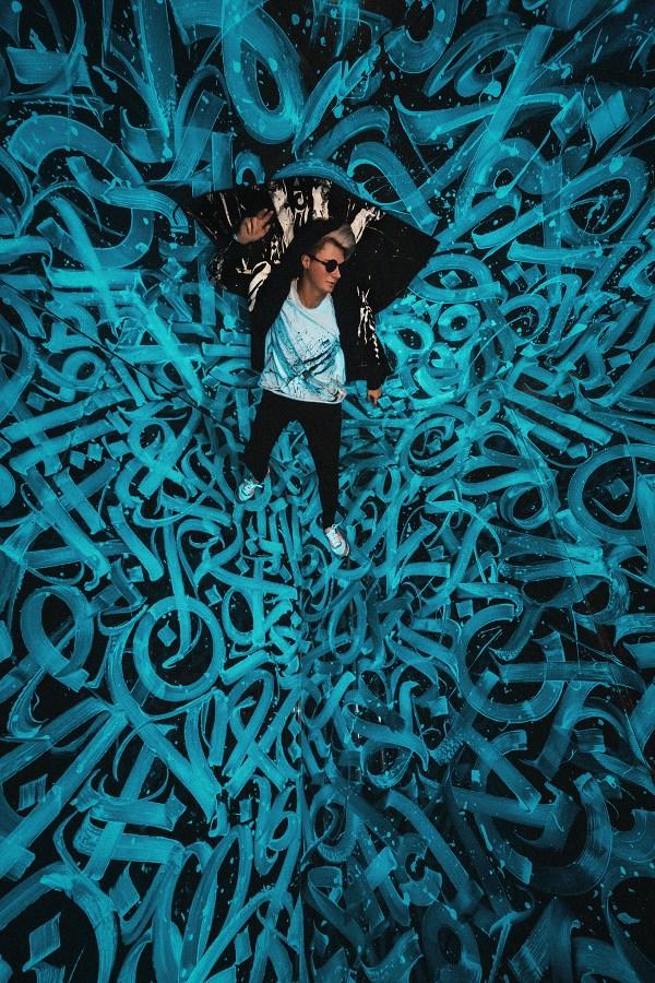 Nike Pokras Lampas 3d Calligraphy Art Object Student