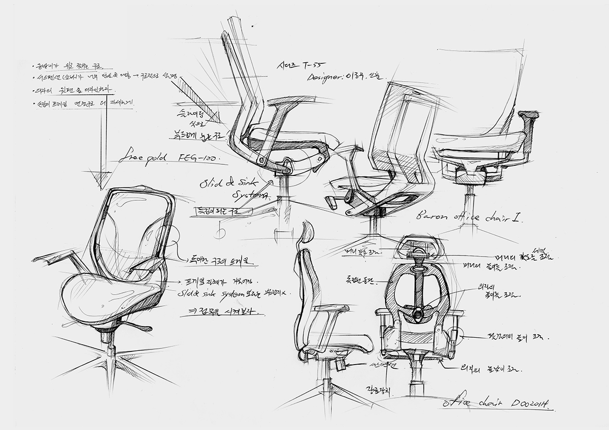Sketch Archiving 2013 on Behance