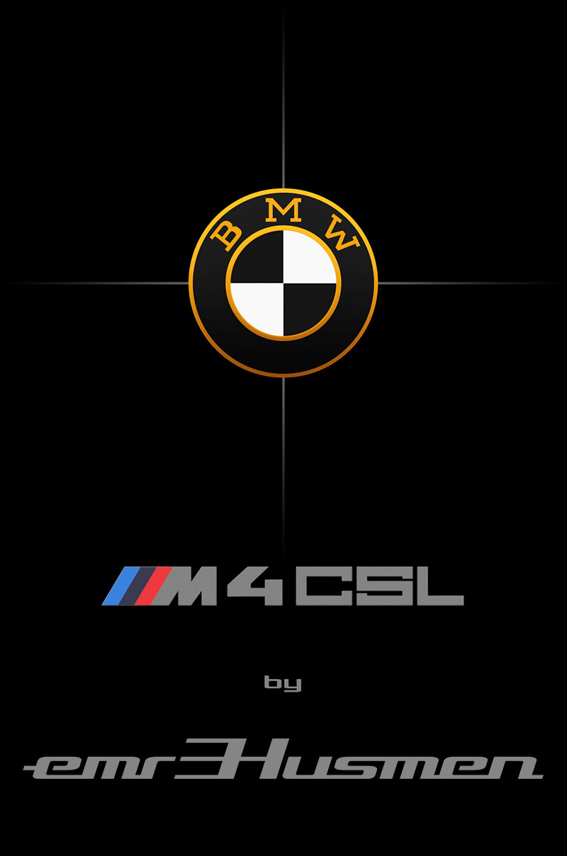 Bmw M4 Logo : Behance
