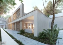 Arabic Modern House Behance