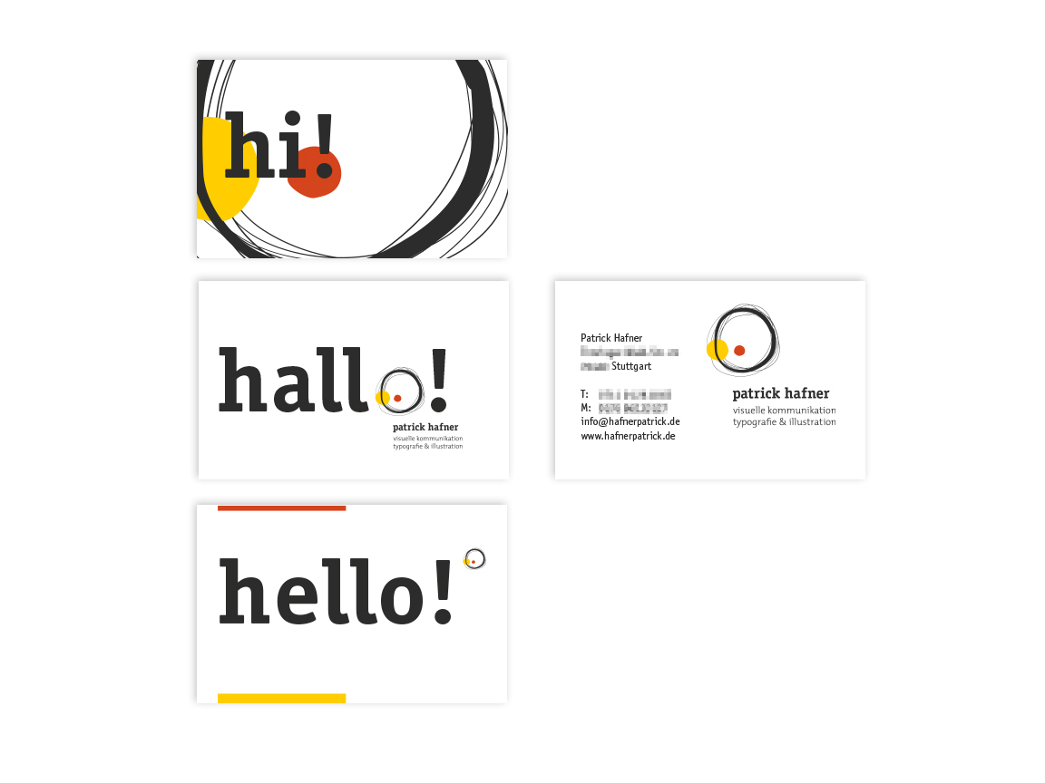 PERSONAL BRANDING (there 'll be a redesign coming soon) on
