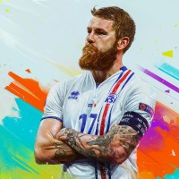 Football Players Portraits on Behance