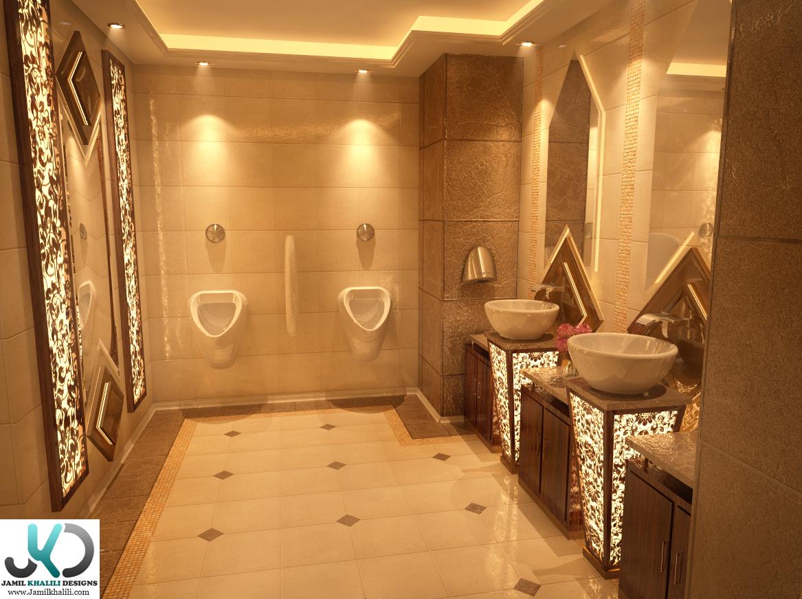 Al Mashriq Bank Washroom Dubai - Internet city Branc on Behance