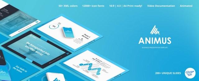 Massive X Presentation Template v.5.3 Fully Animated - 22