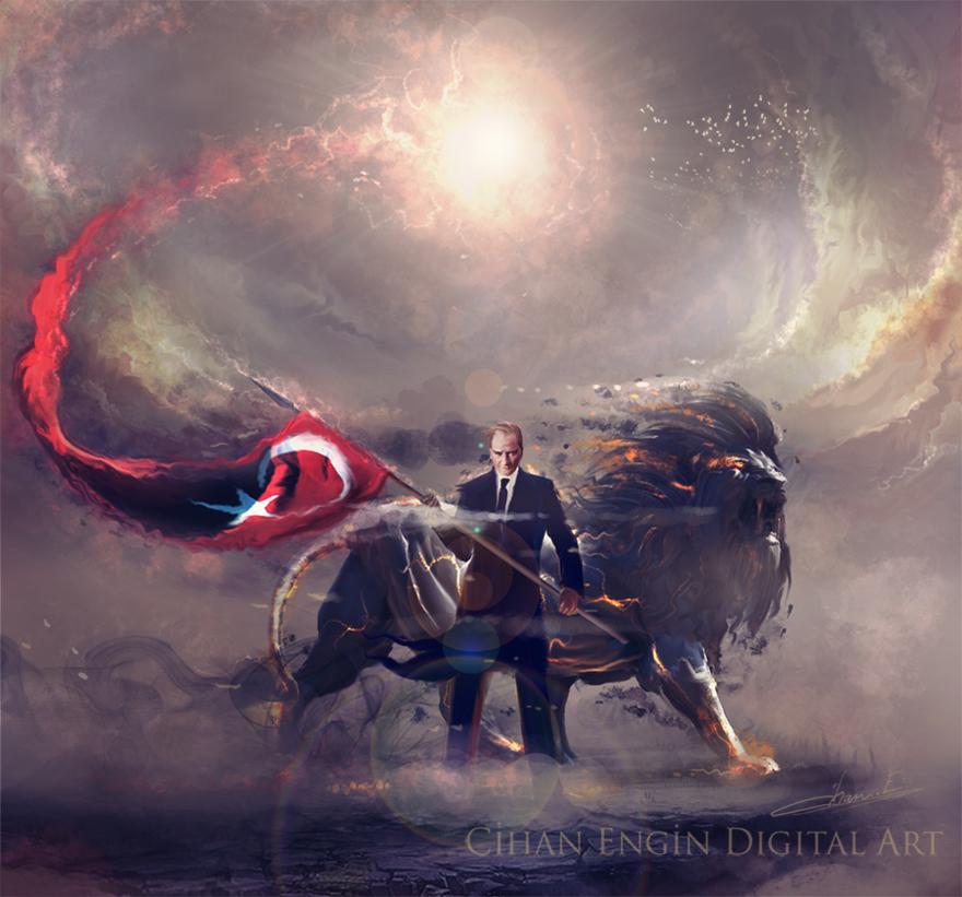 Great Leader Atatürk Series on Behance