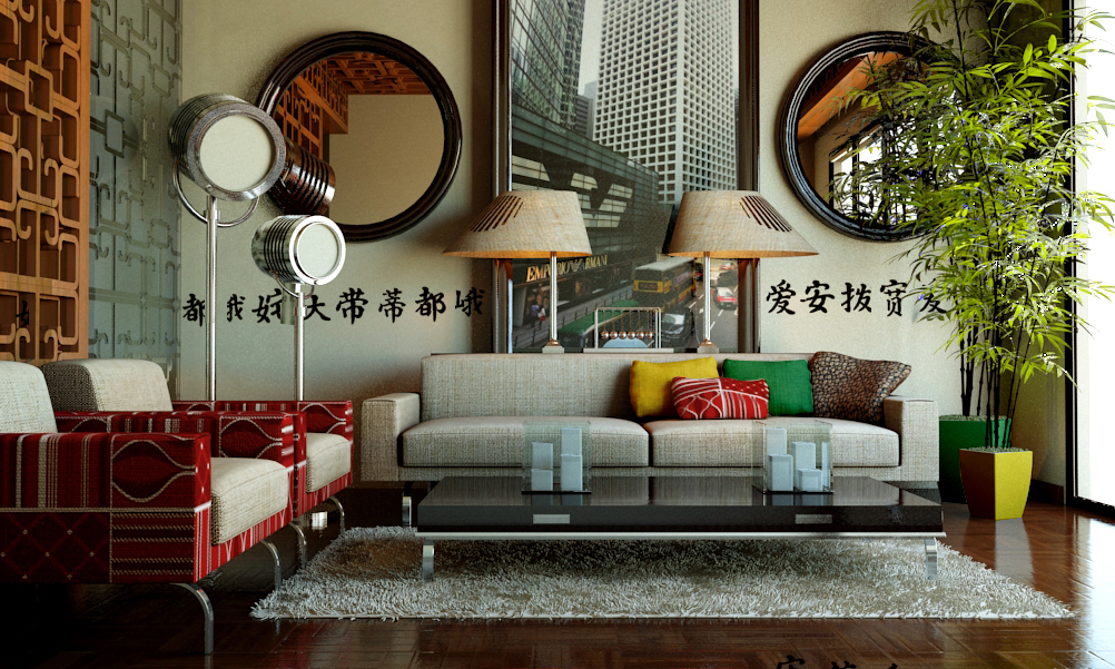 chinese living room sideboards furniture modern on behance
