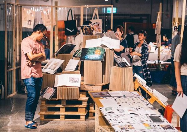 Taipei Art Book Fair Behance