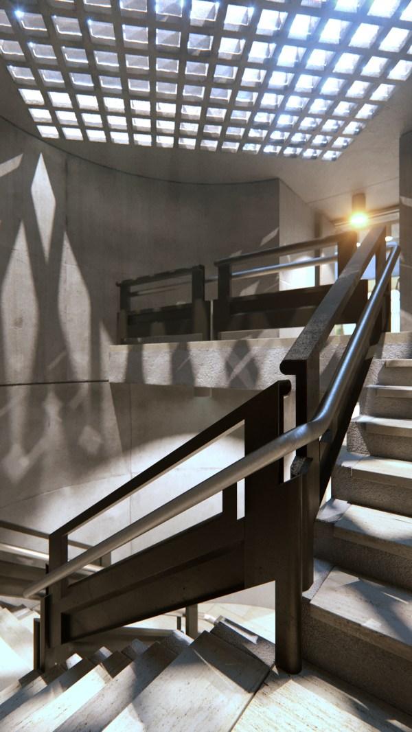 Yale Center British Art Behance