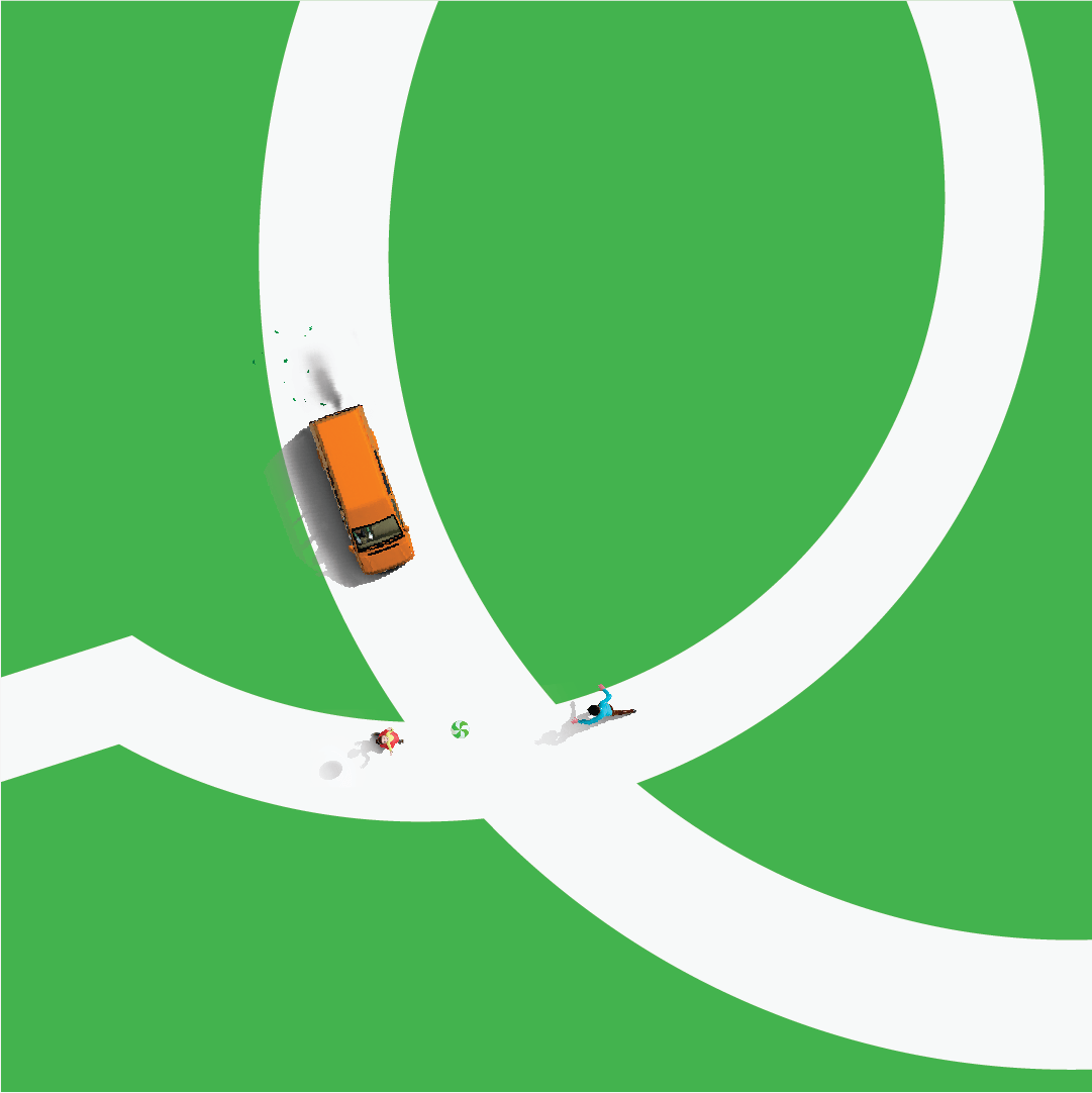 Road Safety Icons On Behance