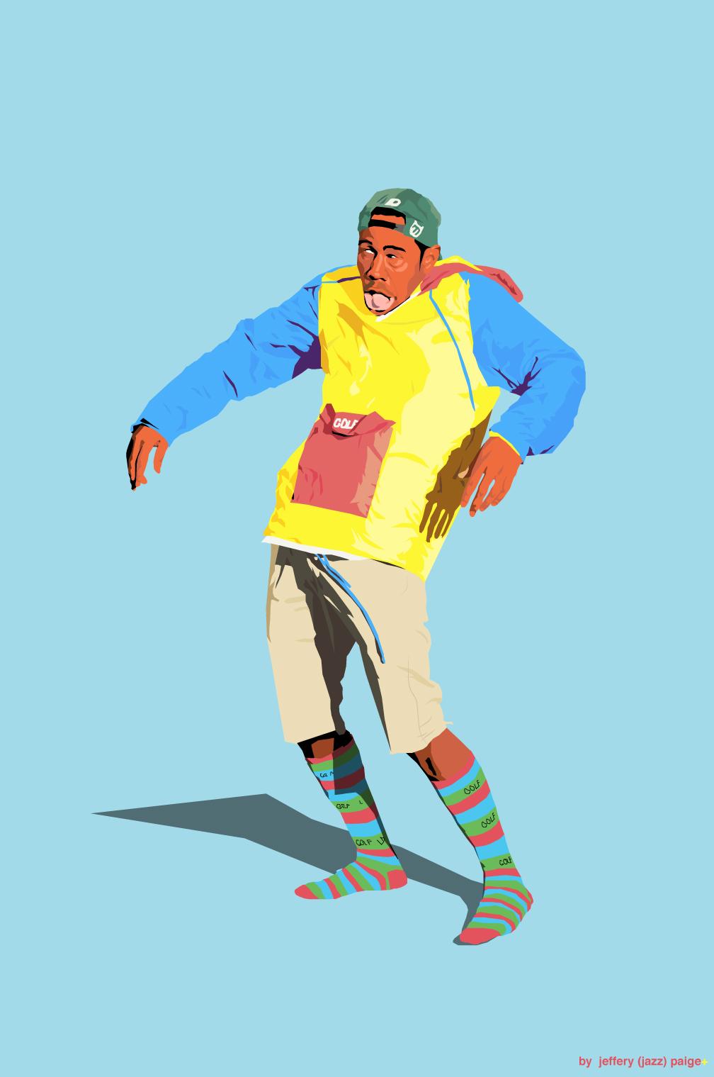 Stussy Hd Wallpaper Tyler The Creator Golf Wang Clothing On Behance