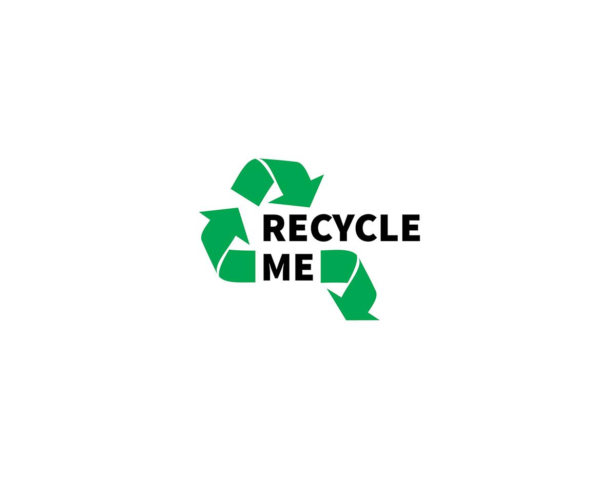 Saudi Aramco Recycle Me-Camapign on Behance