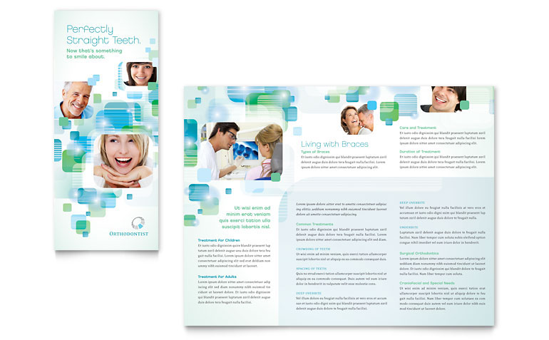 Brochure Templates On Behance