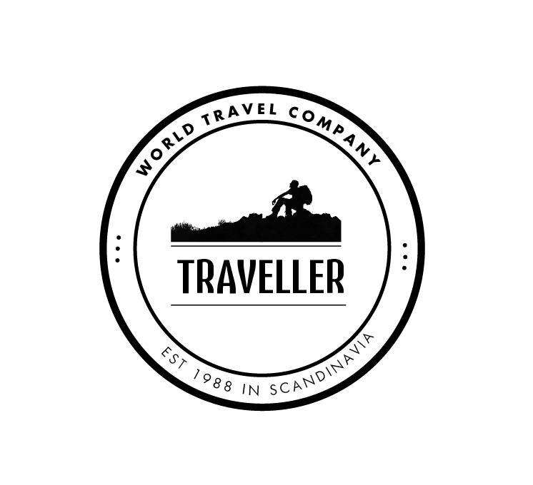 Traveler on Behance