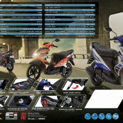 Yamaha Mio Mx 125 Wiring Diagram Car Stereo Hook Up Mxi Catalogue On Behance Cover