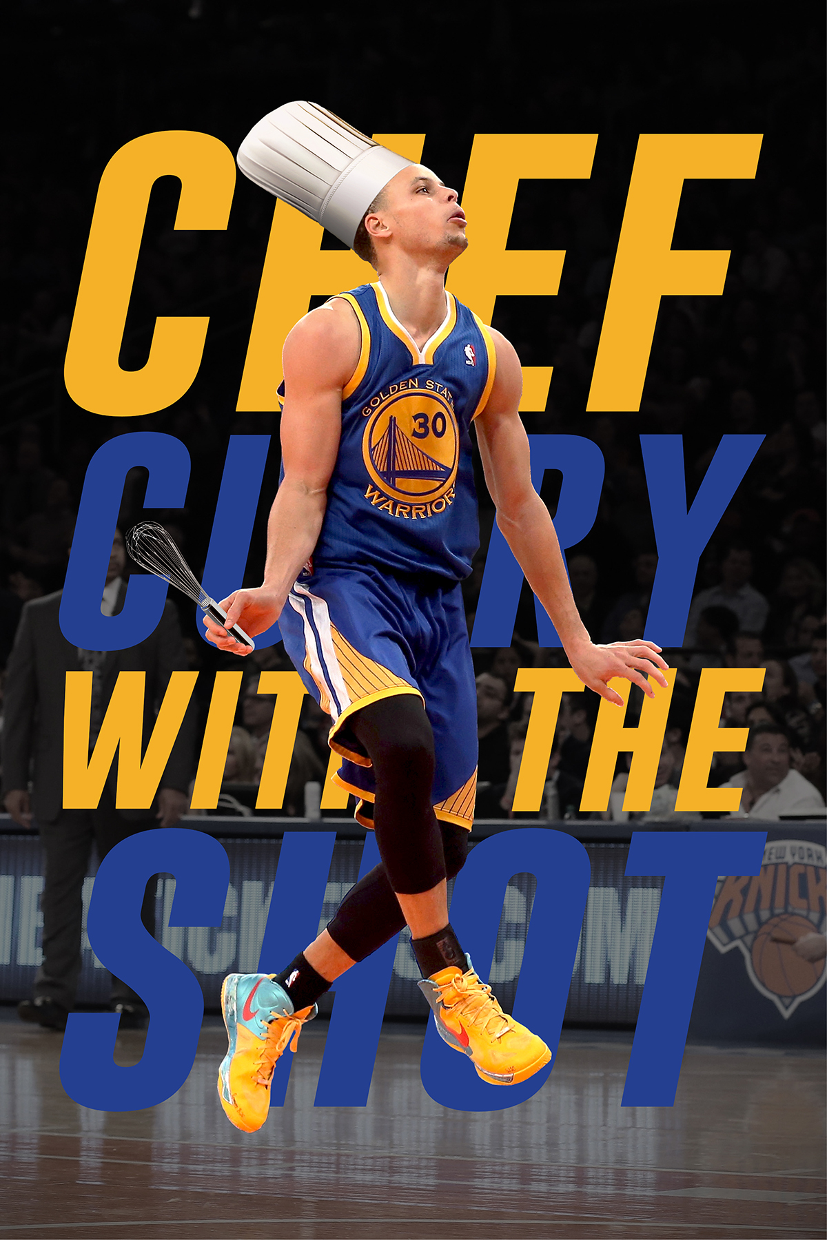 Steph Chef Curry Edit on Behance