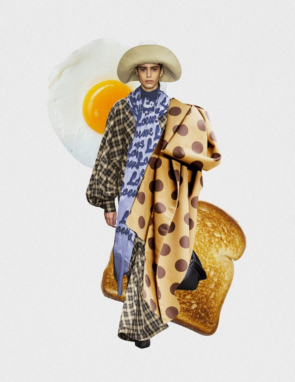 Fashion Collages 2017 Behance
