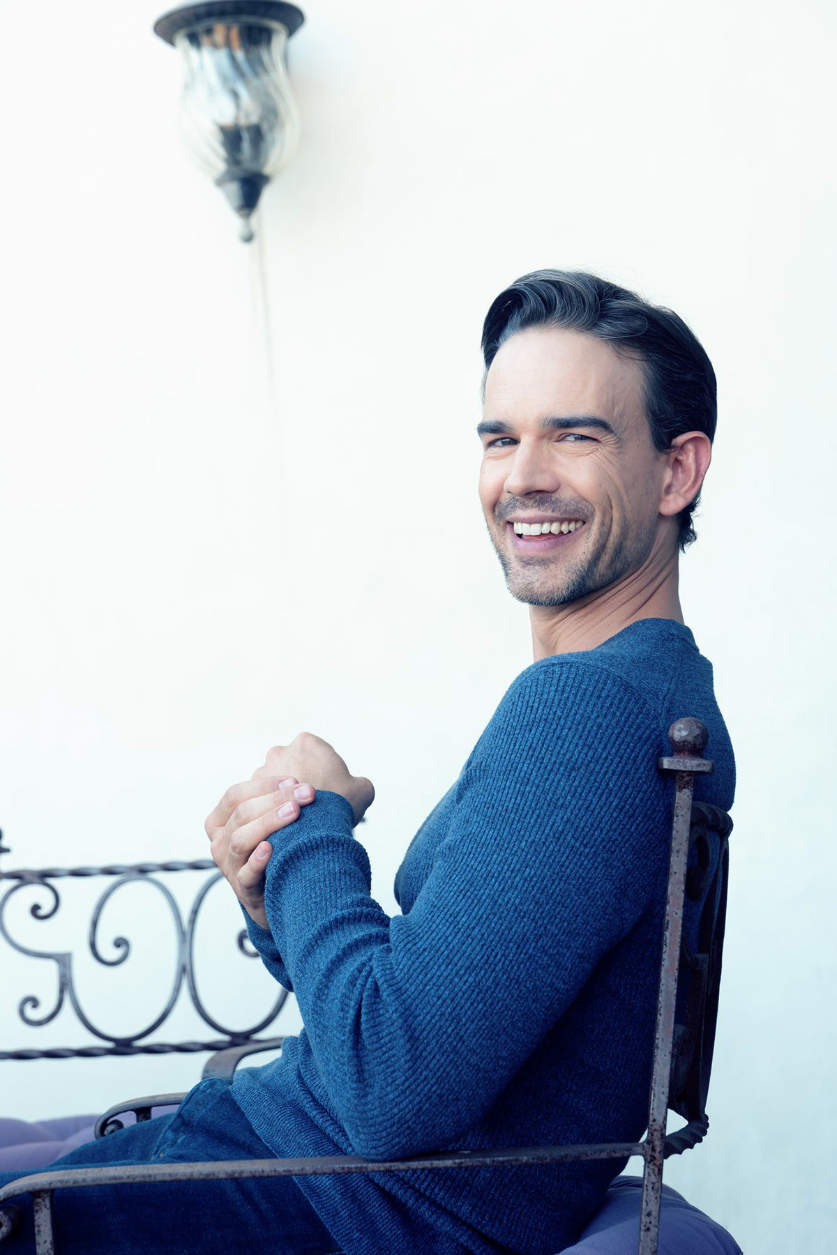 Christopher Gorham - US actor ( Ugly Betty, Insatiable) on Behance