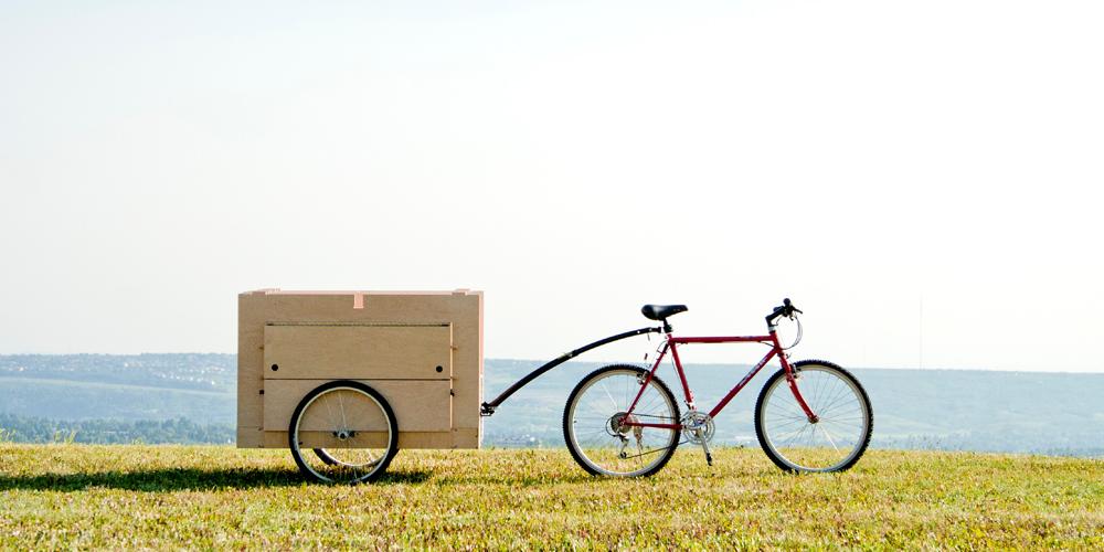 Bike Trailer横