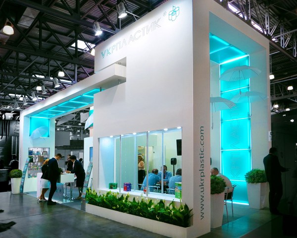Exhibition Booth Stand Design